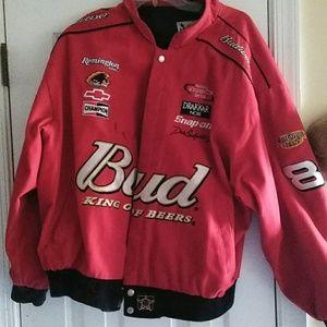 Budweiser #8 Jacket